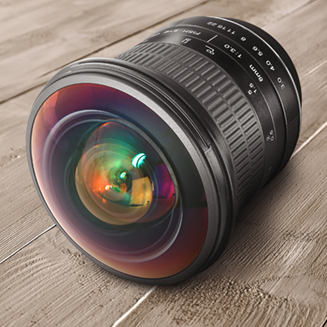 ALTURA PHOTO - 8MM F3.5 ASPHERICAL FISHEYE LENS FOR CANON