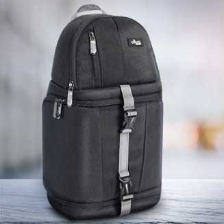 ALTURA PHOTO - SLING BACKPACK FOR DSLR AND MIRRORLESS CAMERAS